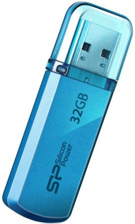 Флешка USB 32Gb Silicon Power Helios 101 SP032GBUF2101V1B синий