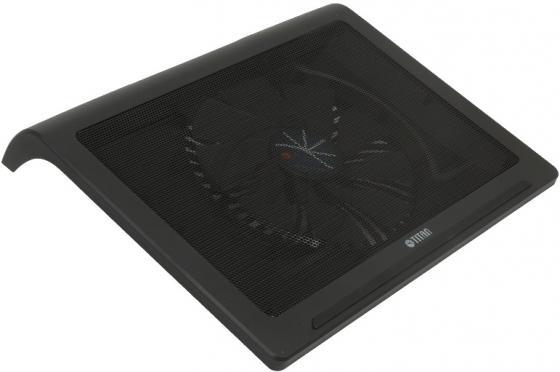 Подставка для ноутбука 17 Titan TTC-G25T/B2 алюминий/пластик 600-750 об/мин 20db черный