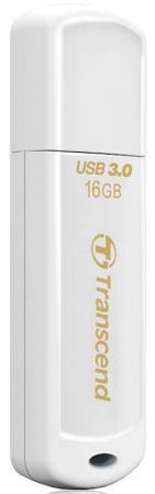 Флешка USB 16Gb Transcend Jetflash 730 USB3.0 TS16GJF730 usb флешка transcend jetflash 360 16gb черно зеленый