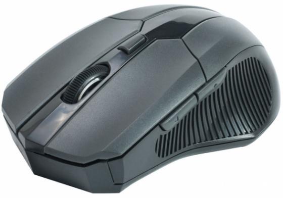 Мышь беспроводная CBR CM-547 серый USB мышь cbr cm 500 grey
