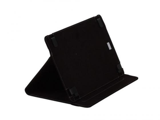 Чехол Continent UTH-102 BL универсальный для планшета 10 черный чехол continent uth 101 vt универсальный для планшета 10 фиолетовый