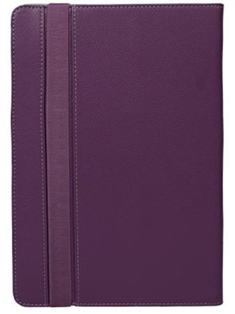 """цена Чехол Continent UTH-102 VT универсальный для планшета 10"""" фиолетовый онлайн в 2017 году"""