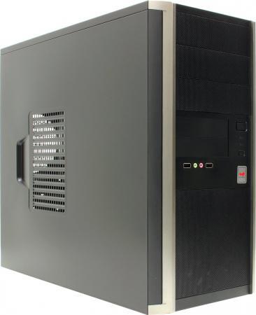 все цены на Корпус ATX InWin EAR035 U3 500 Вт чёрный
