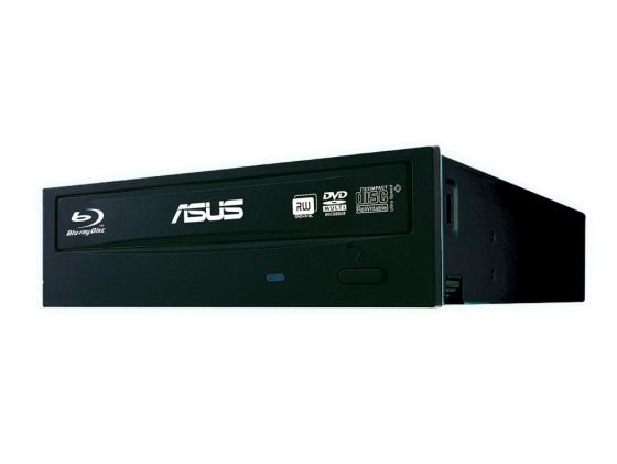 Привод для ПК Blu-ray ASUS BW-16D1HT SATA черный Retail двойной форсаж blu ray