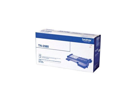 Картридж Brother TN-2080 для HL2130/DCP7055 700 стр. картридж для принтера brother tn 2080 black