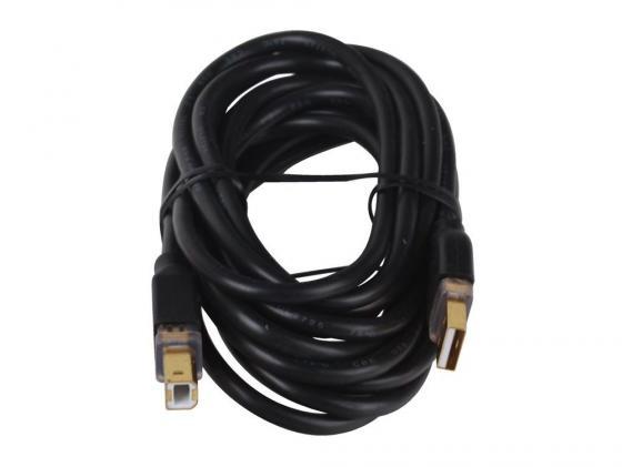 Фото Кабель USB 2.0 AM-BM 3.0м Hama H-46772 позолоченные контакты