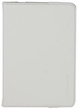"""цена Чехол Continent UTH-71 WT универсальный для планшета 7"""" белый онлайн в 2017 году"""