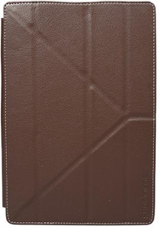 Чехол Continent UTS-101 BR универсальный для планшета 9.7 коричневый continent uts 102 wt 10