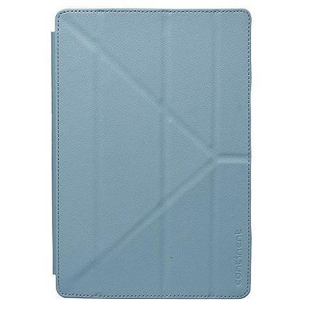 Чехол Continent UTS-101 BU универсальный для планшета 10 голубой погонаж коробочный 2070мм миланский орех