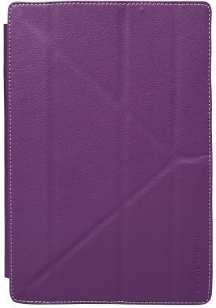 """цена Чехол Continent UTS-101 VT универсальный для планшета 10"""" фиолетовый онлайн в 2017 году"""