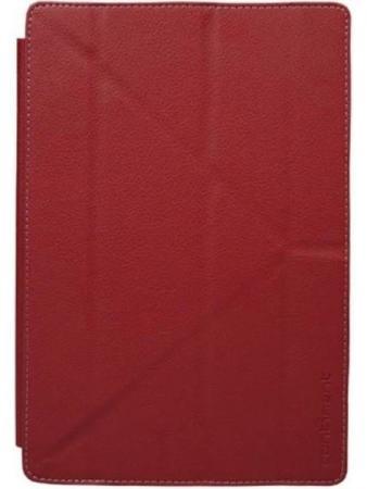 """цена Чехол Continent UTS-102 RD универсальный для планшета 10"""" красный онлайн в 2017 году"""