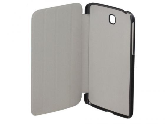 Чехол Gissar Paisley 71158 для Samsung Galaxy Tab 3 7 кожа голубой купить чехол для samsung galaxy tab 7 0 plus