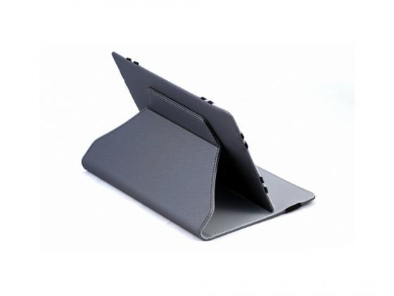 Чехол Jet.A IC7-42 универсальный для планшета 7 полиуритан серый