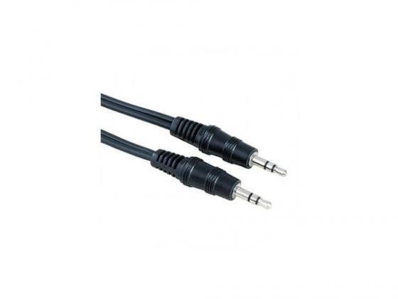 Фото - Кабель соединительный 1.5м Hama 3.5 Jack (M) - 3.5 Jack (M) стерео H-43330 кабель jack jack schulz кабель межблочный стерео jack стерео jack stoz 1 m