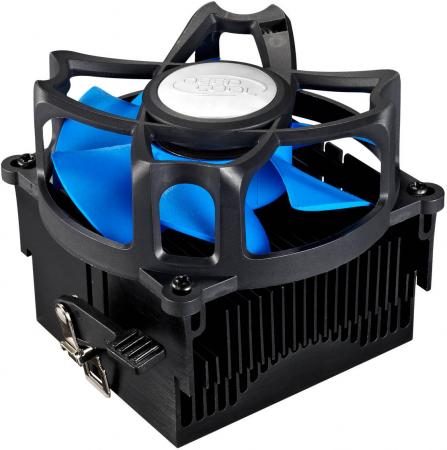 Кулер для процессора Deep Cool BETA 40 Soсket AM3/AM2+/939/754 алюминий кулер для процессора deepcool beta 40