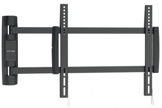 Кронштейн ARM Media PT-19 для LED/LCD ТВ 32-55 настенный 4 ст свободы от стены 30-820 мм VESA 400x400 до 35кг arm media lcd t13 15 32 до 8кг vesa до 100x100 черный для двух мониторов
