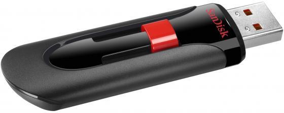 Флешка USB 16Gb SanDisk Cruzer Glide SDCZ60-016G-B35 usb накопитель 16gb sandisk cruzer glide sdcz60 016g sdcz60 016g b35
