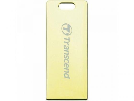Флешка USB 8Gb Transcend Jetflash T3G TS8GJFT3G/FD-8GB/SOCHI золотистый цена и фото
