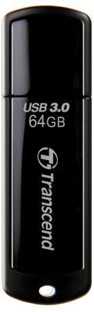 Флешка USB 64Gb Transcend Jetflash 700 USB3.0 TS64GJF700 флешка transcend jetflash v85 16gb