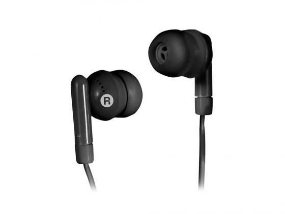 Наушники Ritmix RH-010 черный аудио наушники ritmix гарнитуры ritmix rh 565m gaming