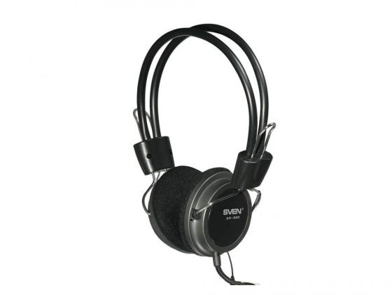 Гарнитура SVEN АР-520 черный цена 2017
