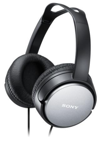 Наушники Sony MDR-XD150B черный mdr xd150b