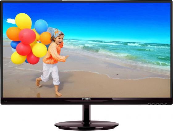 Монитор 27 Philips 274E5QSB/0001 черный красный AH-IPS 1920x1080 250 cd/m^2 14 ms DVI VGA