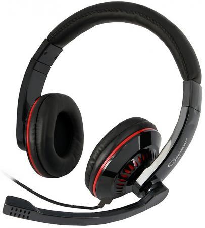 Гарнитура Gembird MHS-783 стерео черный стоимость