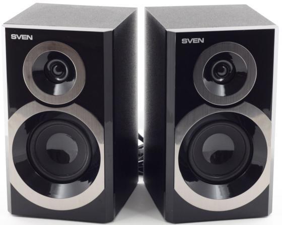 все цены на Колонки Sven SPS-619 2x10 Вт черный