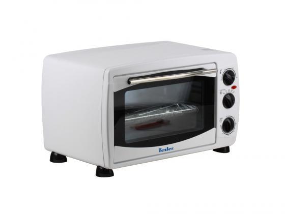 Мини-печь TESLER EOG-2300 белый мини печь tesler eog 2900