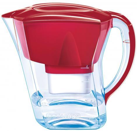 Фильтр для воды Аквафор ТРИУМФ кувшин рубиновый P80B08SM фильтр кувшин аквафор атлант тёмно зелёный