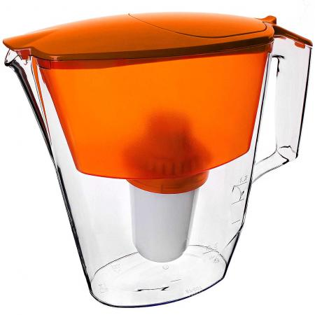 Фильтр для воды Аквафор УЛЬТРА кувшин оранжевый Р87В05F цена