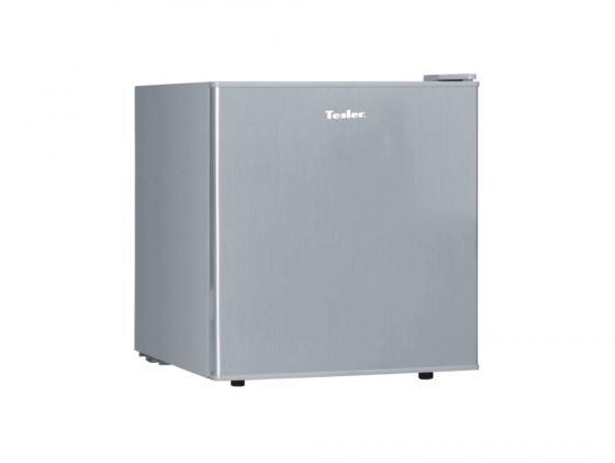 Холодильник TESLER RC-55 серебристый