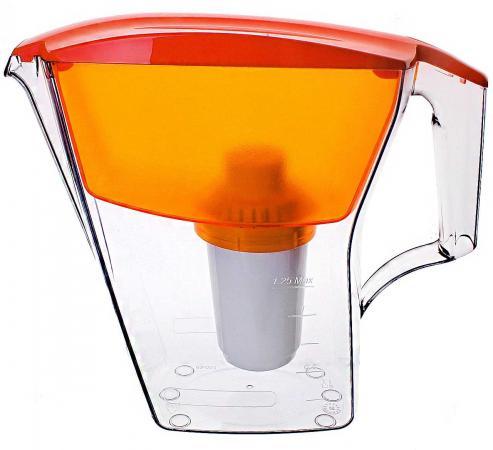 Фильтр для воды Аквафор ART кувшин оранжевый P83B05N