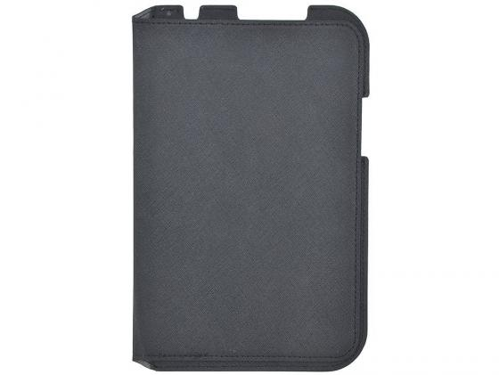 Чехол IT BAGGAGE для планшета Lenovo IdeaTab A2107A искуственная кожа черный ITLN2107-1
