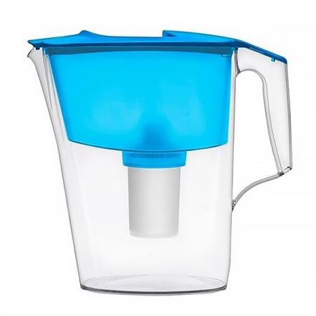 Фильтр для воды Аквафор СТАНДАРТ кувшин голубой цена и фото