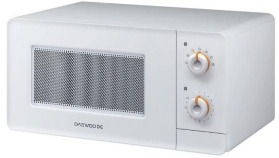 Микроволновая печь DAEWOO KOR-5A37W 500 Вт белый микроволновая печь daewoo kor 6627w 700 вт белый