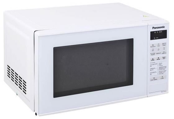 Микроволновая печь Panasonic NN-GT261WZPE 800 Вт белый цена и фото