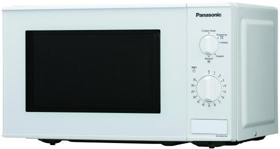 Микроволновая печь Panasonic NN-SM221WZPE 800 Вт белый цена и фото