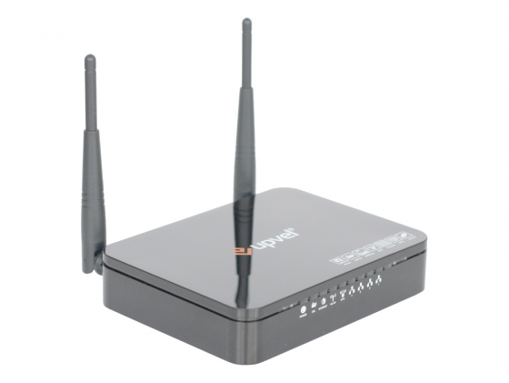 Маршрутизатор Upvel UR-324AWN 4xLAN 10/100 Мбит/с Wi-Fi 802.11n 300 Мбит/с wi fi адаптер upvel ua 222nu