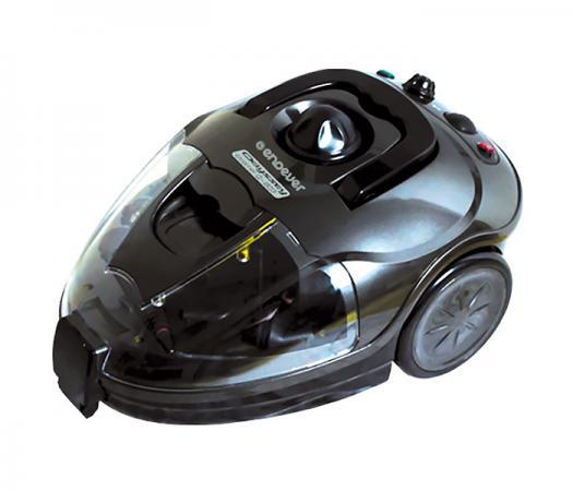 Отпариватель Kromax ODYSSEY Q-803 давление пара 8 бар паа 50 г/мин мощность 1500 Вт емкость бака 2000 мл черный отпариватель kromax odyssey q 910 1960вт белый сиреневый