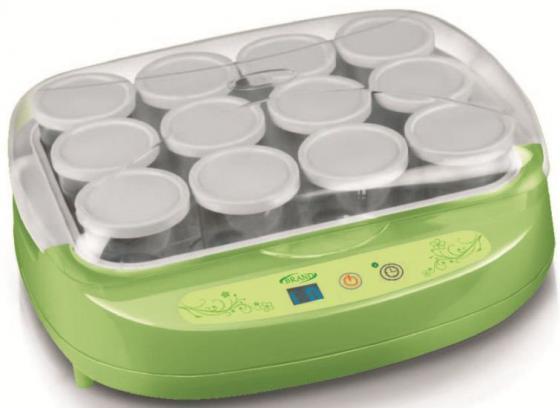 Йогуртница Brand 4002 зелёный стоимость