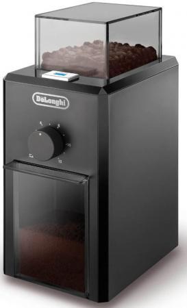 Кофемолка DeLonghi KG 79 110 Вт черный
