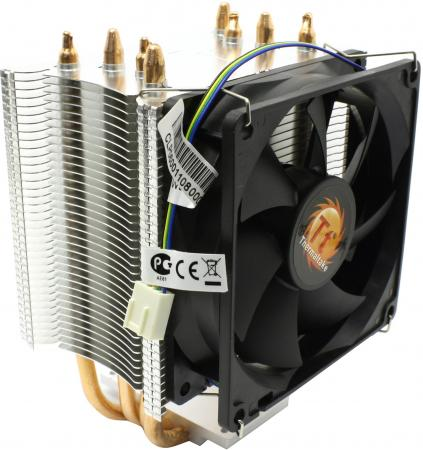 Кулер для процессора Thermaltake Contact 21 CLP0600/0598 Socket 1366/1155/1156/775/FM1/AM3+/AM3/AM2+/AM2 lamp housing for sanyo 610 3252957 6103252957 projector dlp lcd bulb