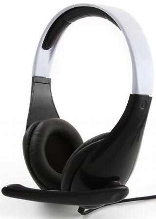 все цены на Гарнитура Gembird MHS-901 стерео черно-белый онлайн