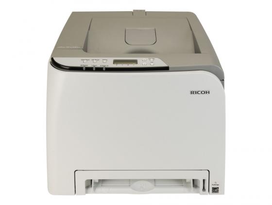 все цены на Принтер Ricoh Aficio SP C240DN цветной A4 16ppm 2400x600dpi USB Ethernet онлайн