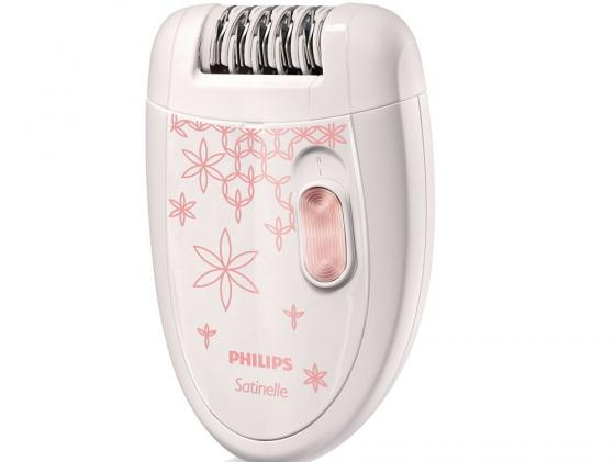 Эпилятор Philips HP 6420/00 белый