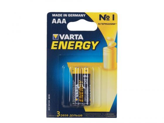 Батарейки Varta Energy AAA 2 шт