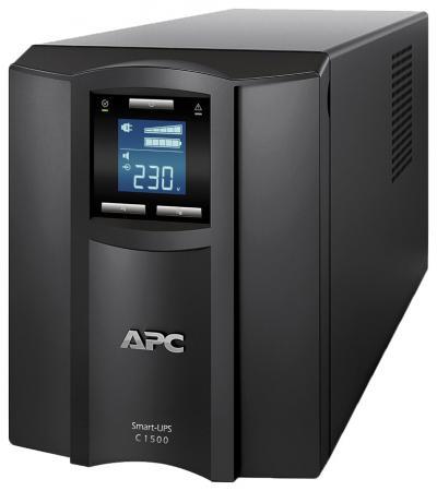 ИБП APC SMART SMT1500I 1500VA ибп apc smart smc1500i 1500va