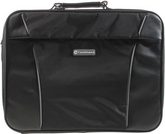 Сумка для ноутбука 17.3 Continent CC-892 полиэстер чёрный спортивная сумка charcho 2015 cc 1011